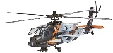 Revell 04896 AH-64D Apache 100 Military Aviation