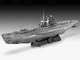 Revell 05100 German Submarine TYPE VII C-41 Atlantic Version