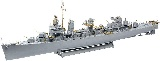Revell 05150 Fletcher Class Destroyer
