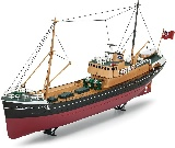 Revell 05204 North Sea Fishing Trawler