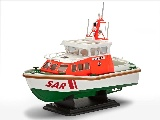 Revell 05214 Rescue Boat Walter Rose Verena DGzRS