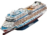 Revell 05230 Cruiser Ship AIDA