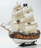 REVELL 05605 1-72 Pirate Ship
