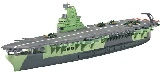 Revell 05816 1:1200 Aircraft Carrier Shinano