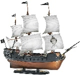 Revell 06850 1:350 Pirate Ship