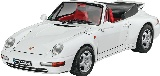 Revell 07063 1 24 Porsche 911 Carrera Cabrio Plastic Model Kit