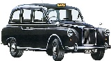 Revell 07093 1-24 London Taxi Austin FX4
