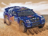 Revell 07132 1-32 Snap VW Race Touareg Evolution Paris-Dakar Rally