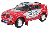Revell 07133 1-32 Snap Mitsubishi Pajero Evolution Paris-Dakar Rally