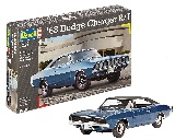 Revell 07188 1968 Dodge Charger R-T