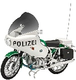 Revell 07940 BMW R75-5 Police