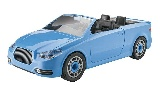 Revell 451001 Roadster Convertible Junior