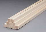 Revell 887478 Basswood 1-2x1-2x24