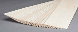 Revell 887501 Basswood Sheet 1-16x4x24