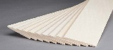 Revell 887504 Basswood Sheet 3-16x4x24