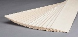Revell 887527 Basswood Sheet 3-32x3x24