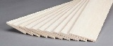 Revell 887529 Basswood Sheet 3-16x3x24