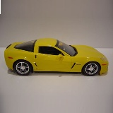 Revell 850967 Corvette Z06 Yellow