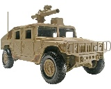 Revell 851227 Humvee Snap-tite