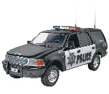 Revell 851228 Ford Expedition Police SSV