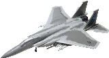 Revell 851367 Snap F15 Eagle