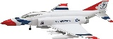 Revell 851376 Snap F4 Phantom Thunderbirds