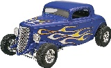 Revell 851943 Snap 34 Ford Street Rod