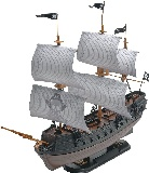 Revell 851971 Snap Pirate Ship Black Diamond