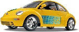 Revell 851976 1:24 New Beetle Plastic Model Kit