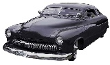 Revell 852860 1:25 1949 Mercury Custom Coupe 2 n 1