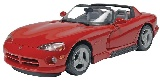 Revell 854010 Monogram 1:25 Dodge Viper RT-10