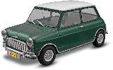Revell 854035 Original Mini Cooper