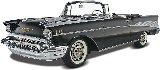 Revell 854270 57 Chevy Convertible