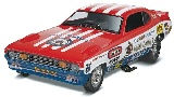 Revell 854289 1:25 Mongoose Plymouth Duster Funny Car Tom McEwen