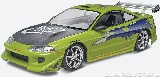 Revell 854384 Fast and Furious Brians Mitsubishi Eclipse