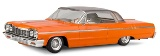 Revell 854487 64 Chevy Impala SS 2n1