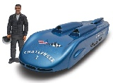 Revell 854918 1:25 Mickey Thompsons Challenger I with figure Plastic Model Kit