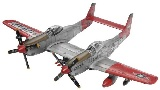 Revell 855257 1:72 Twin Mustang F-82G
