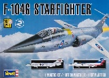 Revell 855324 1:48 F-104G Starfighter RCAF