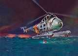 Revell 855331 H-19 Rescue Helicopter