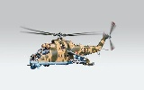 Revell 855856 1:48 MiL-24 Hind Helicopter