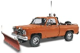 Revell 857222 1:24 GMC Pickup with Snow Plow