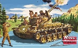 Revell 857822 M42 Twin Forty Renwal