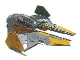 Revell 851850 Snap Star Wars Anakins Jedi Starfighter