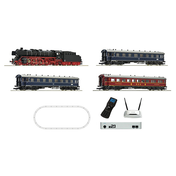 Roco 51308 DB Class 01 Steam Passenger Z21 Digital Starter Set