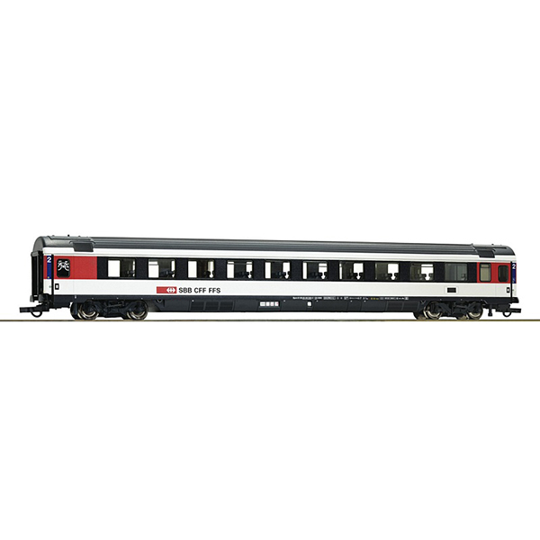 Roco 64400 SBB 2nd Class Passenger Carriage