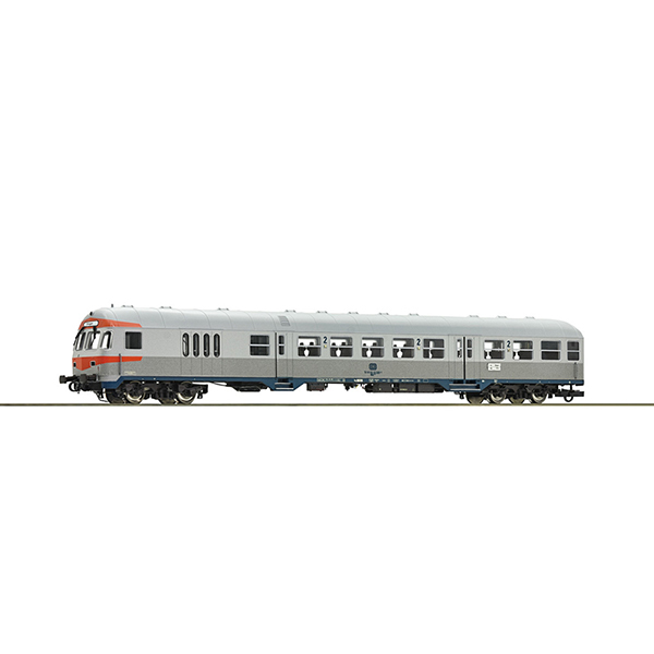 Roco 64663 DB Commuter Car with Control Cab