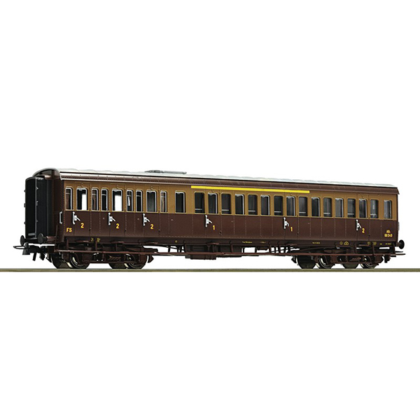 Roco 64978 1st 2nd Class Passenger Carriage