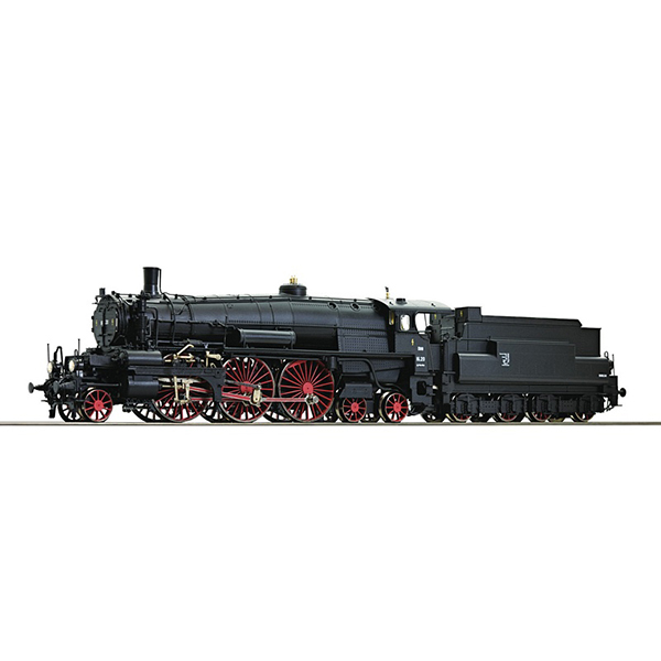 Roco 72257 OBB Steam Locomotive DC