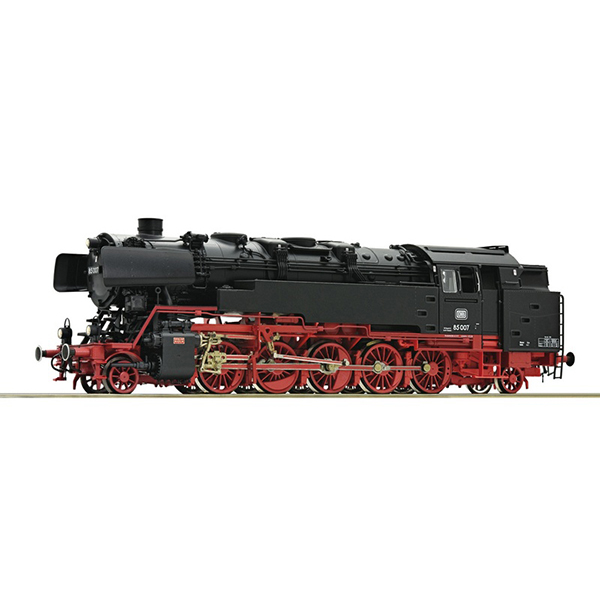 Roco 72270 DB Steam Locomotive BR 85 007 DC